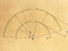 Рельсы круговые эскиз